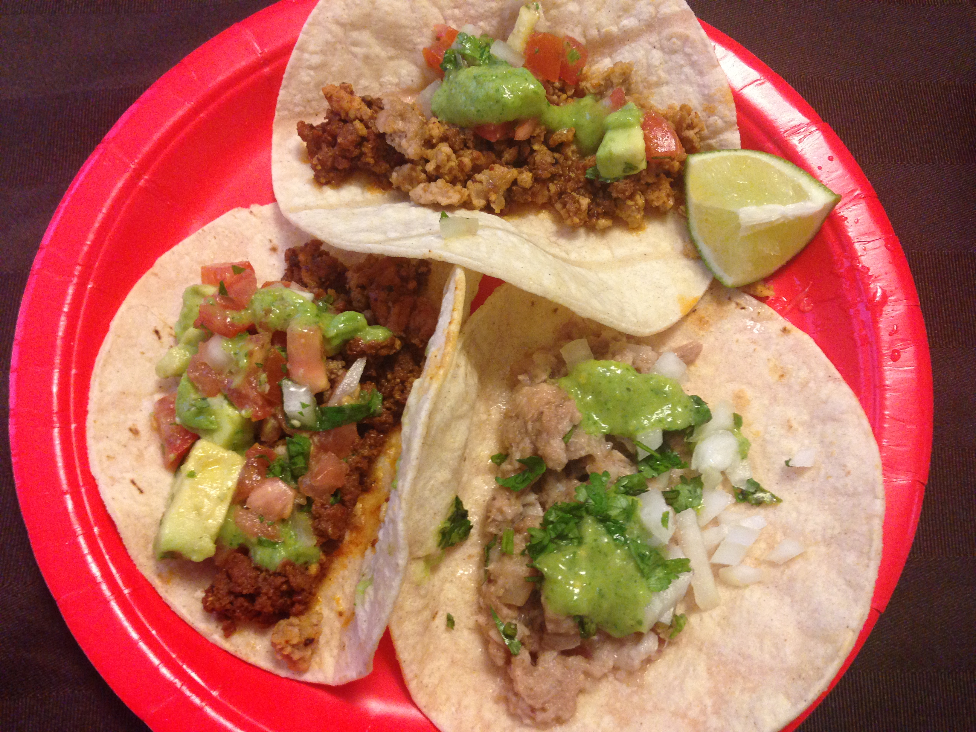 Authentic Mexican Tacos Foodie Flair