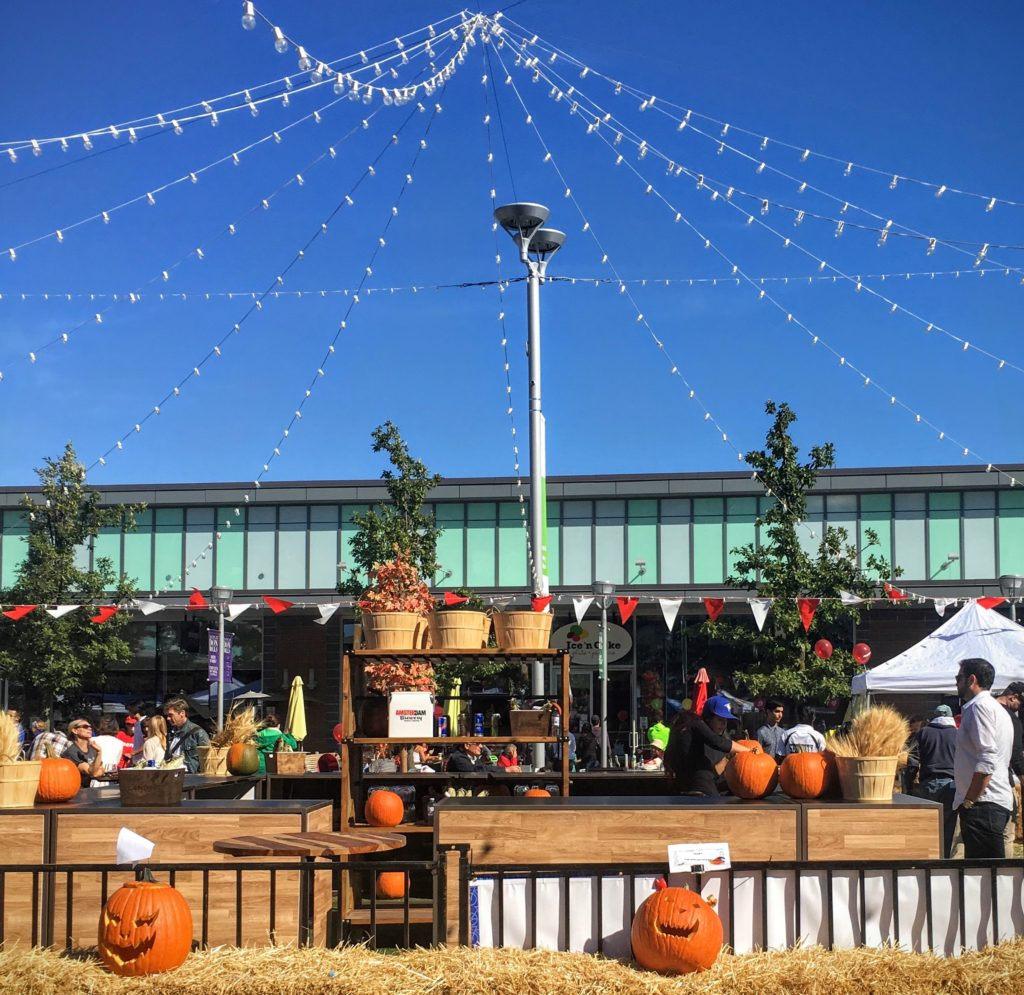 Harvest Festival at Shops at Don Mills