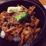 Hot Stone Spicy Pork Dupbap