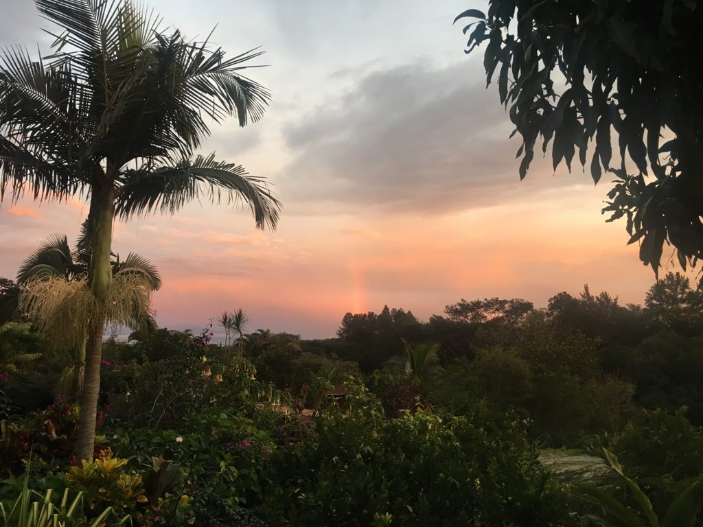 Sunset Eden Atenas
