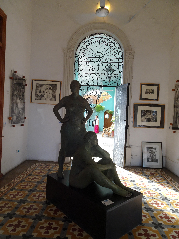 Local Art Gallery - Nahualli Gallery