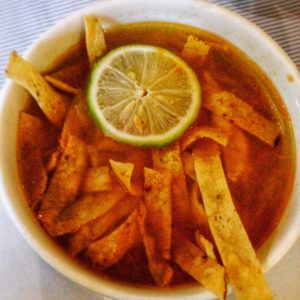 La Chaya Maya - Sopa de lima