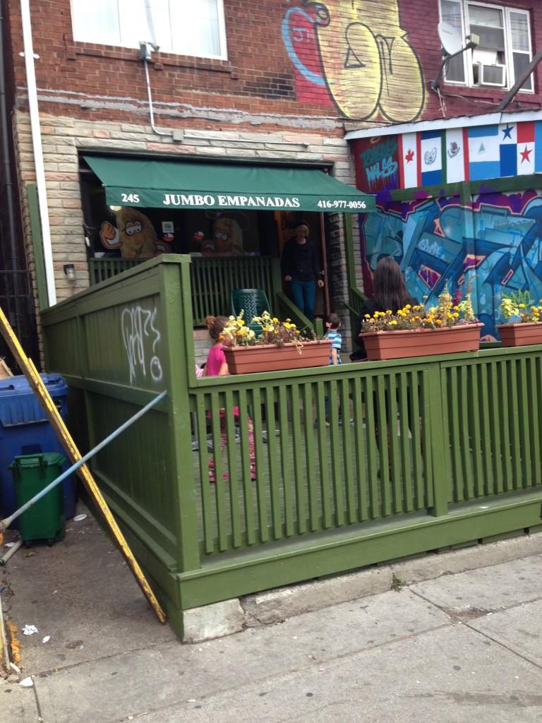 Jumbo Empanadas (Toronto, Ontario)