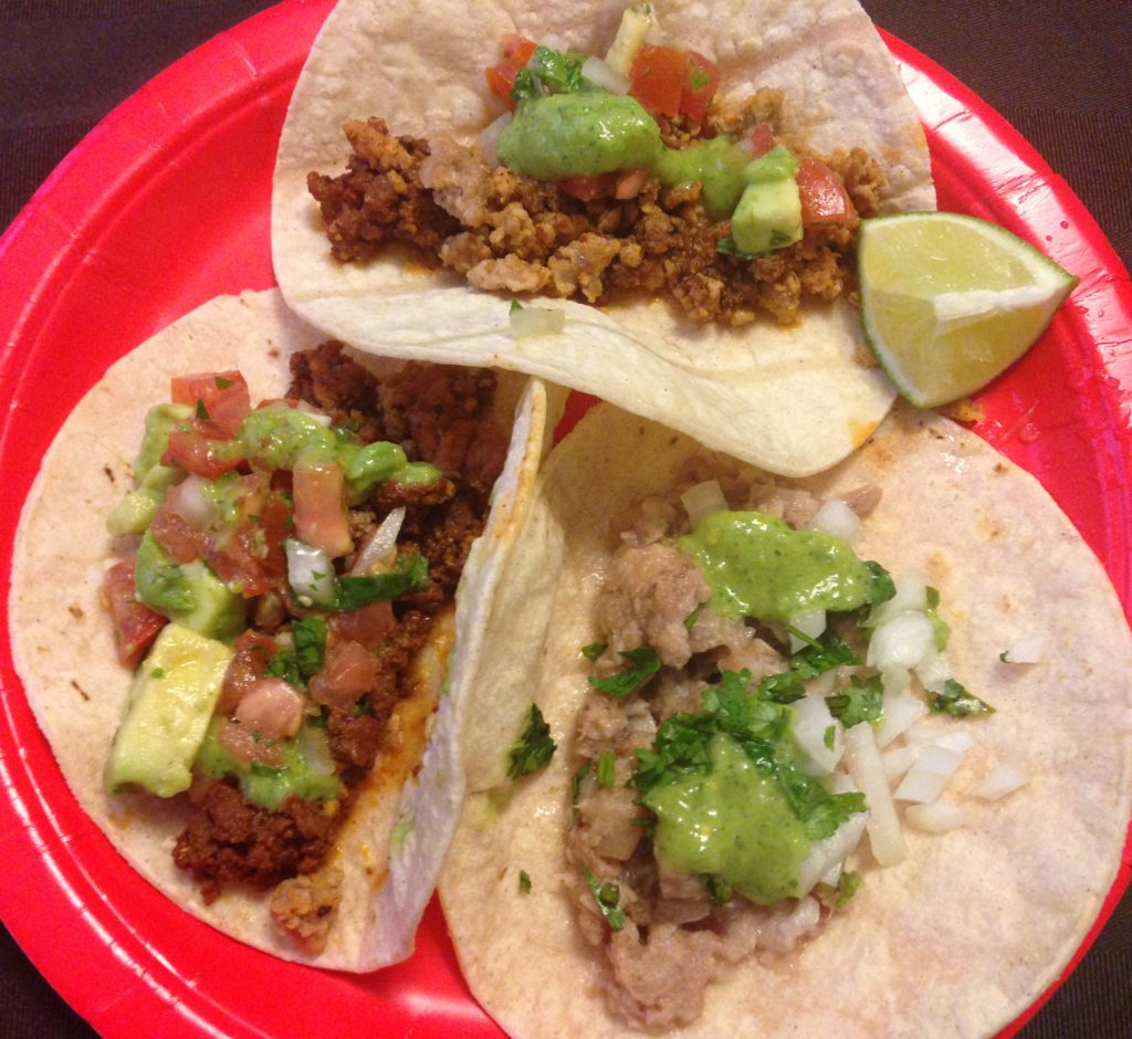 Authentic Mexican Tacos