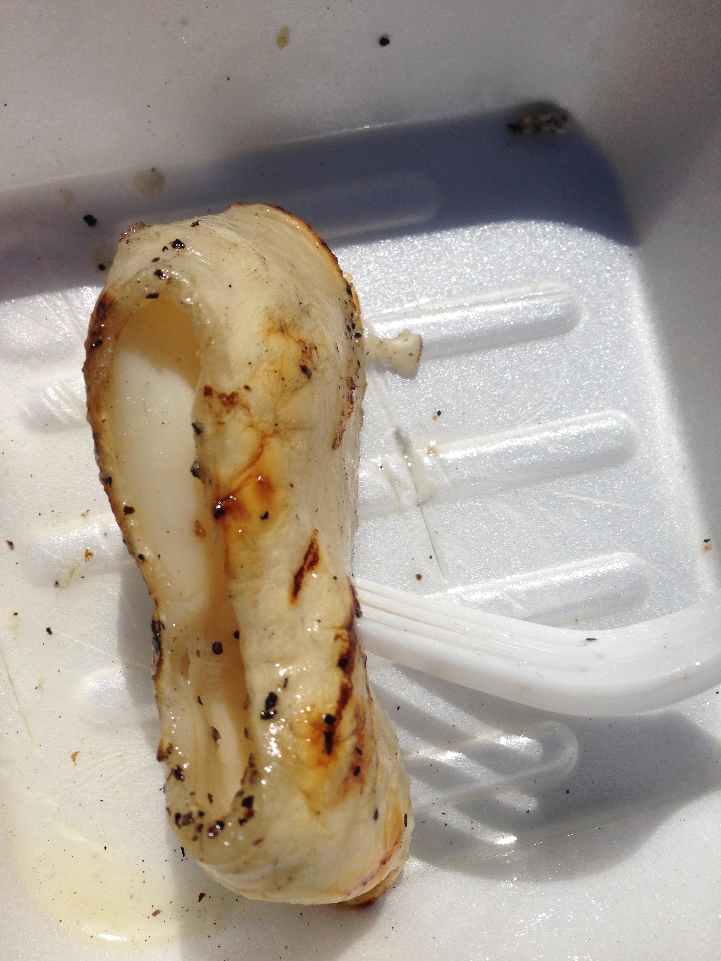 Grilled Calamari sooo yummy.