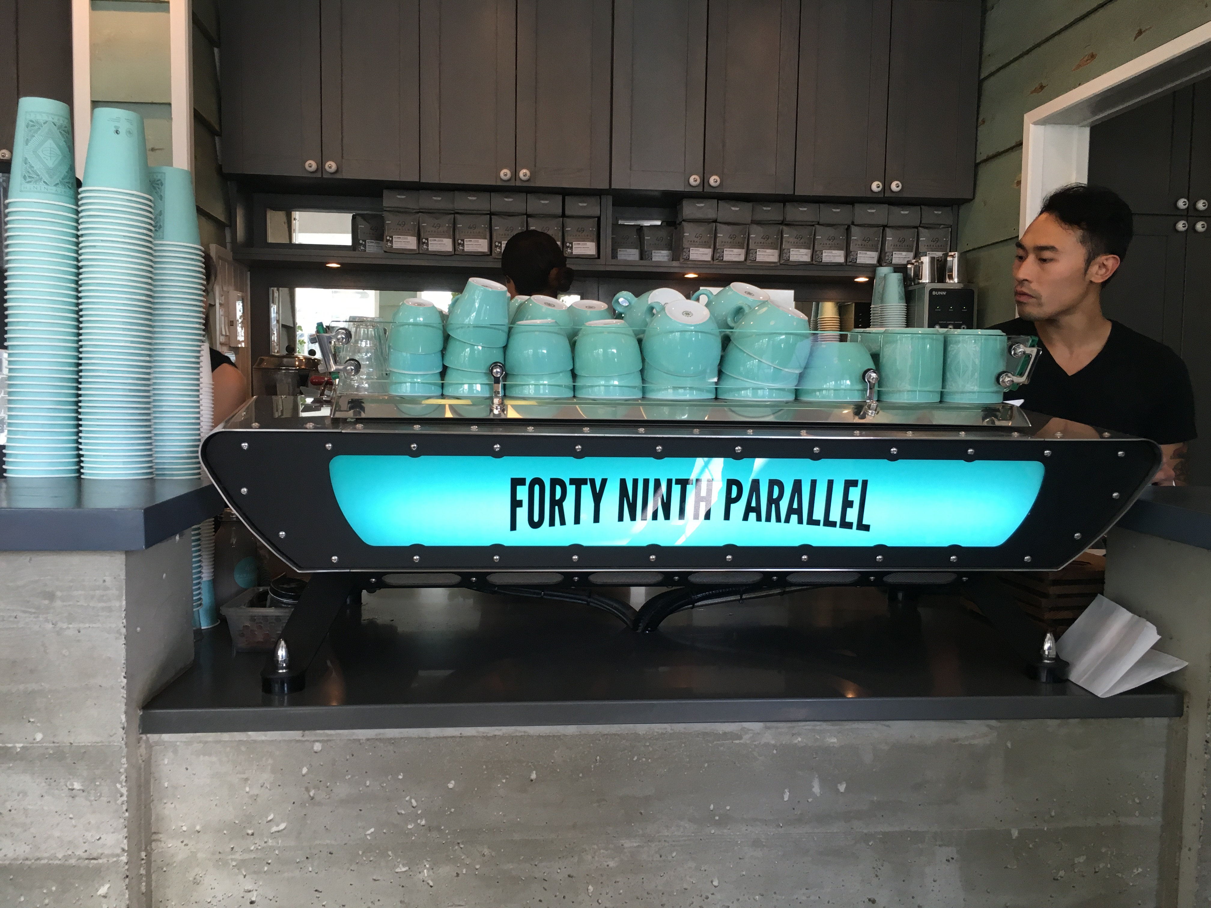 Forty Ninth Parallel Coffee