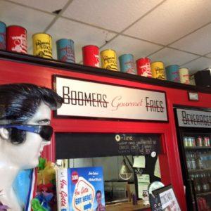 Boomer's Gourmet Fries - Stratford, Ontario