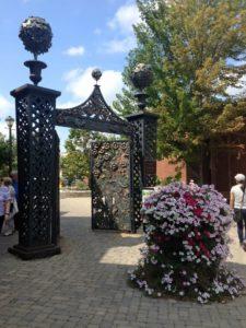 Gates in Stratford, Ontario