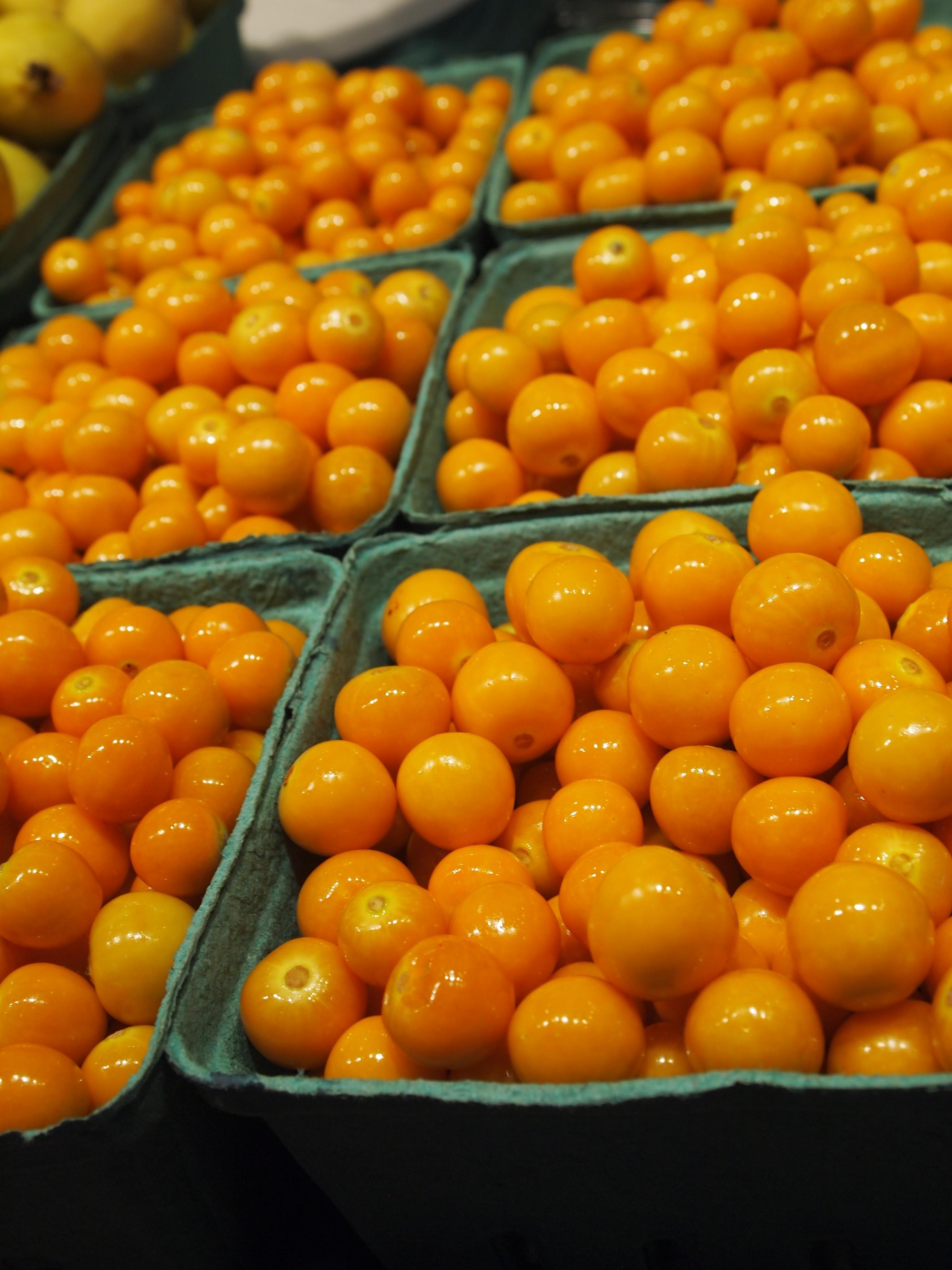 Granville Island Public Market fruit