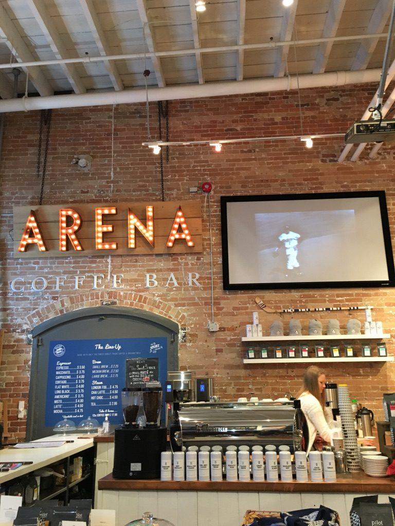 Arena Coffee Bar